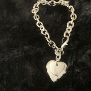 Accessories - 925 silver charm bracelet NWT